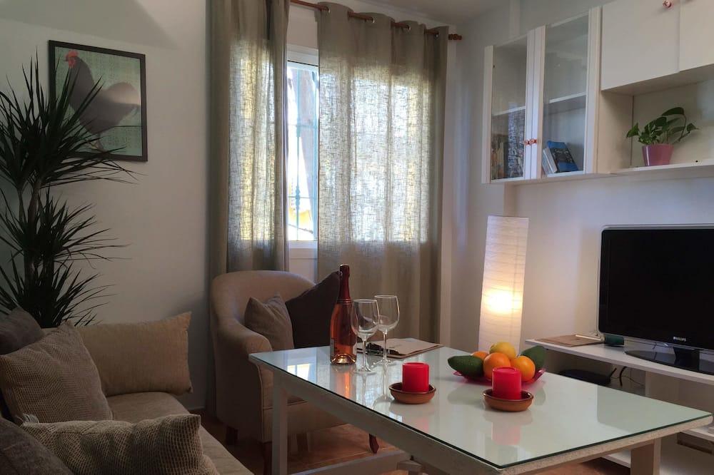 Apartament, 2 sypialnie (c/ Menita, 67 - Pedregalejo) - Salon