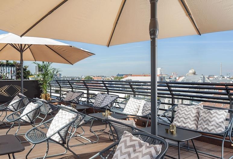 Hotel ZOE by AMANO, Berlin, Kamar Superior, Teras/Patio