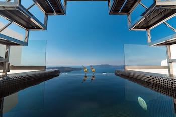 Bild vom Daydream Luxury Suites auf Santorin
