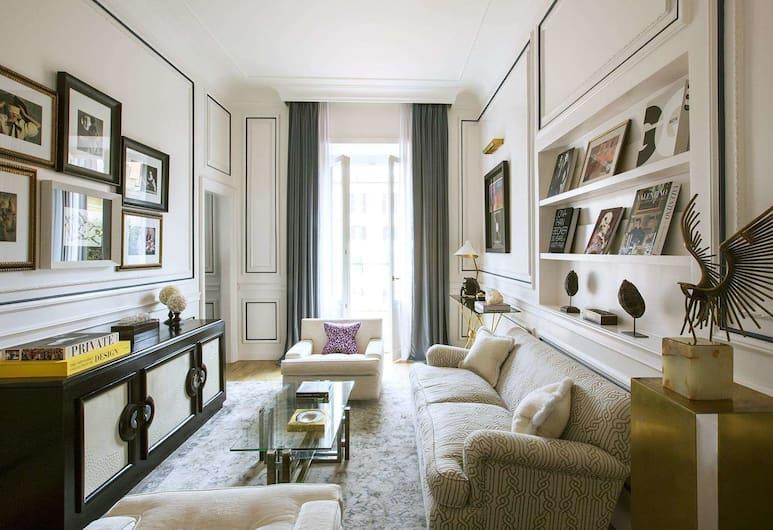 Palazzo Dama (Preferred Hotels & Resorts), Rome, Guest Room