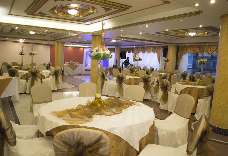 Golden Palace Hotel, La Paz, Hotel Lounge