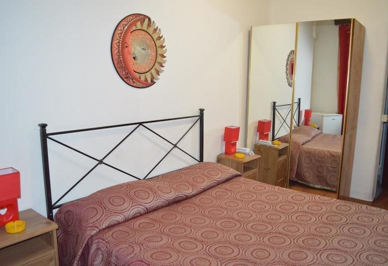 호텔 빅시오, 로마, 더블룸, 객실