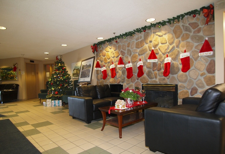 Green Way Inn, Lacombe, Lobby