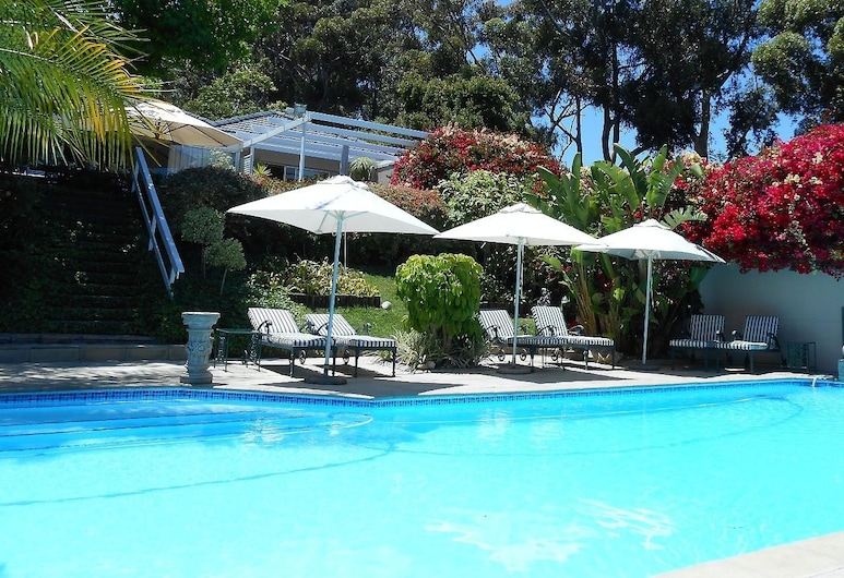 Roosboom Luxury Apartments, Cape Town, Outdoor Pool