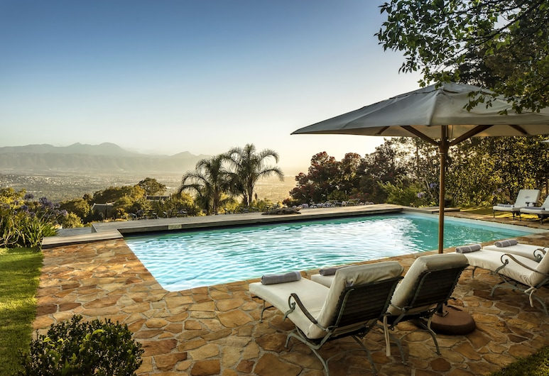 Spanish Farm Guest Lodge, Cape Town, Pool