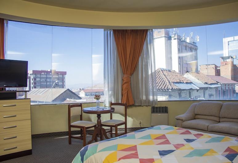 Hotel La Paz, La Paz, Habitación doble Confort, Habitación