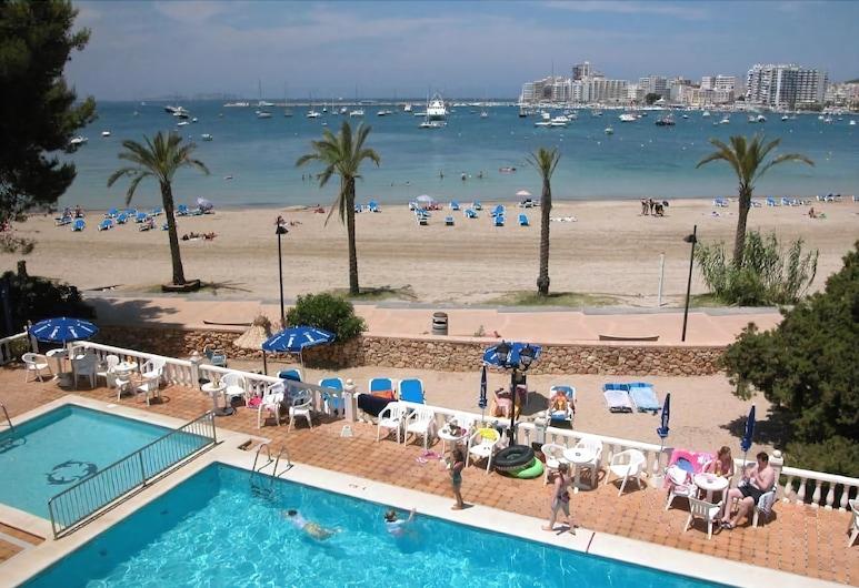 Ses Sevines Hotel, Sant Antoni de Portmany, Uitzicht vanaf hotel