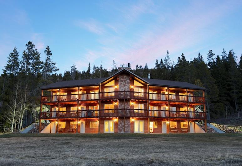 Beaver Creek Lodge, Logan, Pročelje