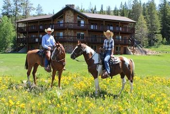 Foto van Beaver Creek Lodge in Garden City