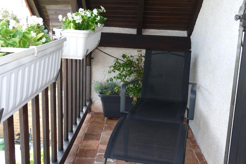 Superior dobbeltrom - Balkong