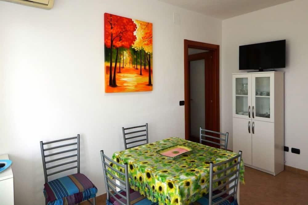 公寓, 2 間臥室 (5 adults) - 客房餐飲服務