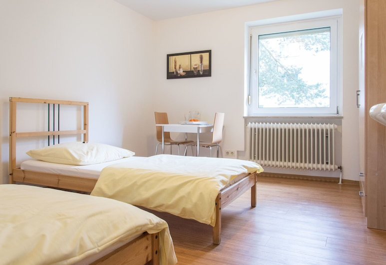 A1 Hostel Nürnberg, Nuremberg, Twin Room, Shared Bathroom, Guest Room