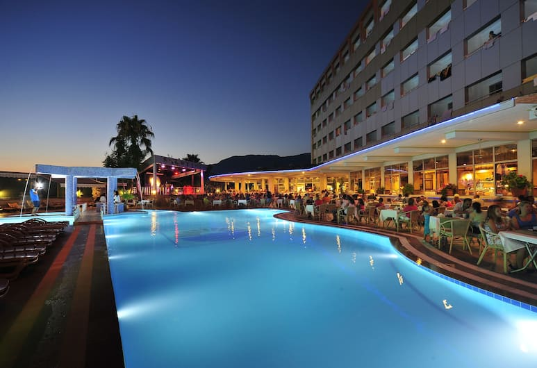 Dinler Hotel - All Inclusive, Alanya, Açık Yüzme Havuzu