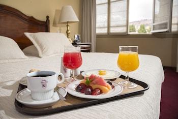 La Paz bölgesindeki Rey Palace Hotel resmi