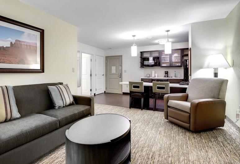 Candlewood Suites Waco, Waco, Apartament typu Suite, 1 sypialnia, Pokój