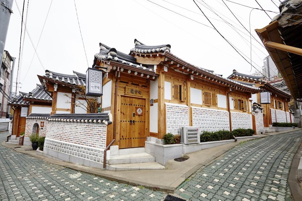 景福韓屋村24 號旅館, 首爾