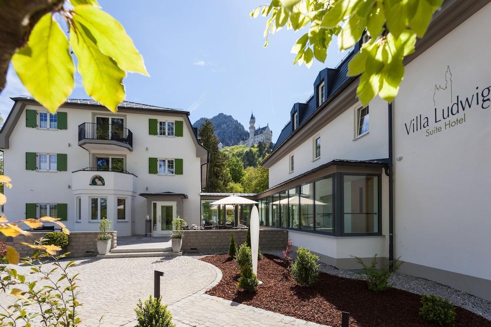 Villa Ludwig Suite Hotel, Schwangau