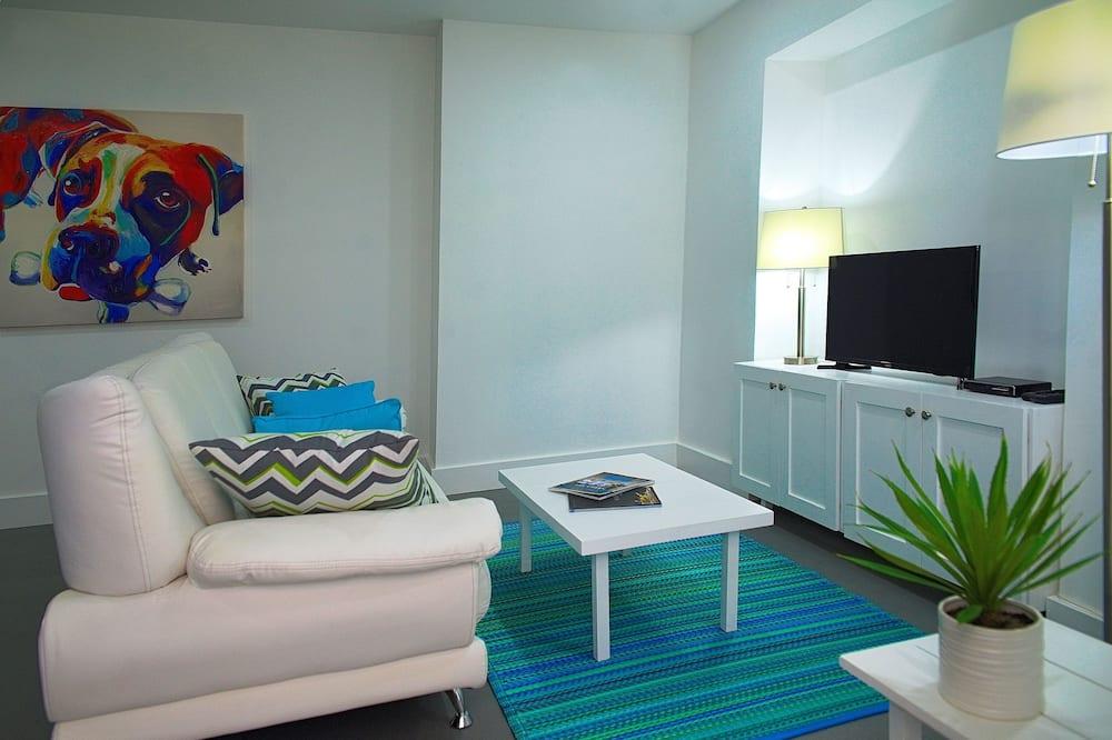 Two bedroom apartment #1 - Zona de estar