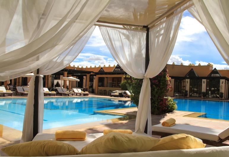 Le Berbere Palace, ورزازات, حمام سباحة