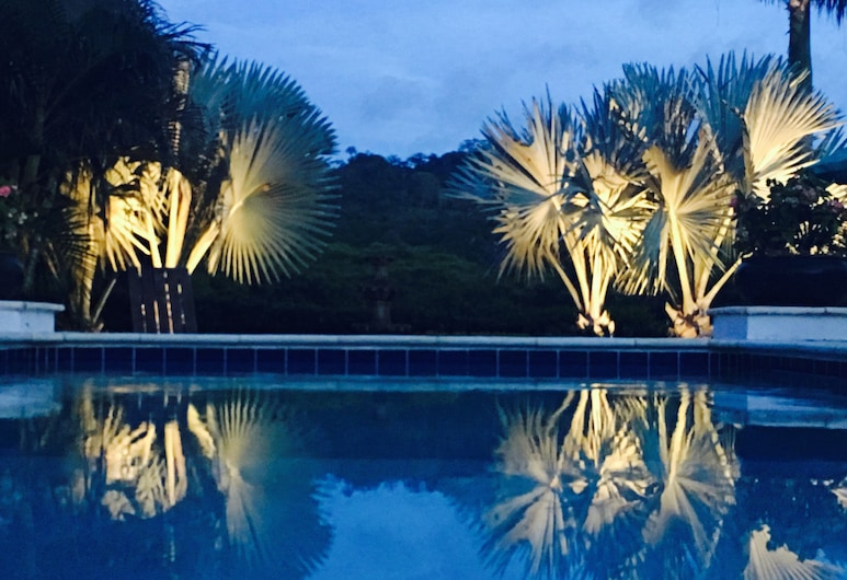 Rancho Chilamate Guest Ranch, San Juan del Sur, Fachada do Hotel - Tarde/Noite