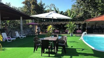 Boca Chica bölgesindeki Roxy Fishing Club Y Hotel resmi