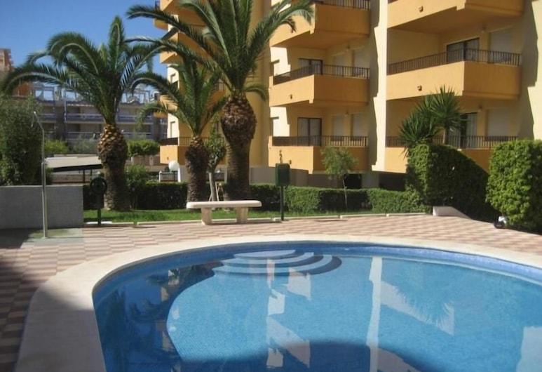 Tamaris Apartamentos, Xeraco, View from property