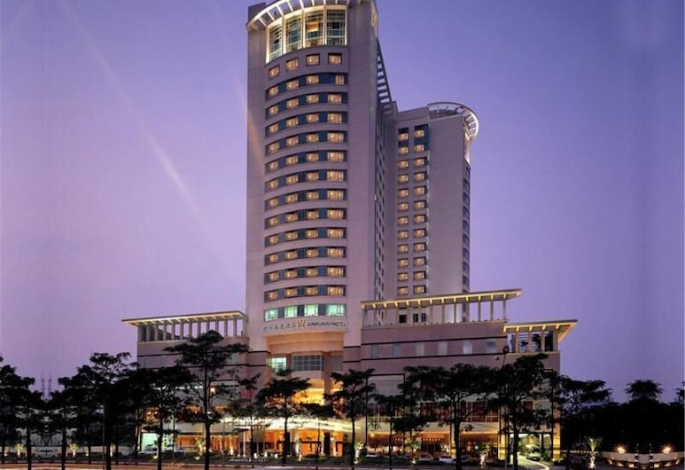 Shantou Junhua Haiyi Hotel, Shantou, Utsikt fra hotellet