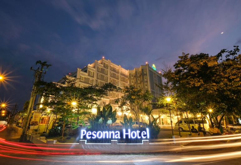 ペソナ ホテル マリオボロ ジョグジャカルタ, ジョグジャカルタ, ホテルのフロント - 夕方 / 夜間