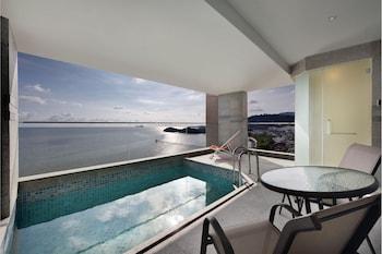 George Town bölgesindeki Lexis Suites Penang resmi