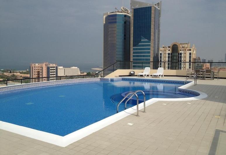 Al Manzil Residence, Manama, Piscina