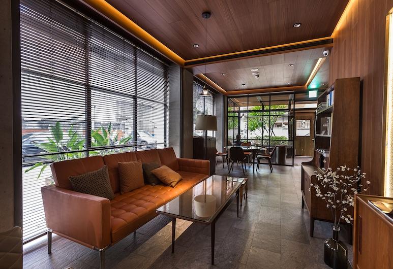 inhouse residence, Taipei, Lobby