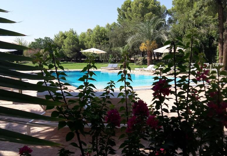 La Vie en Rose, Marrakesch, Pool