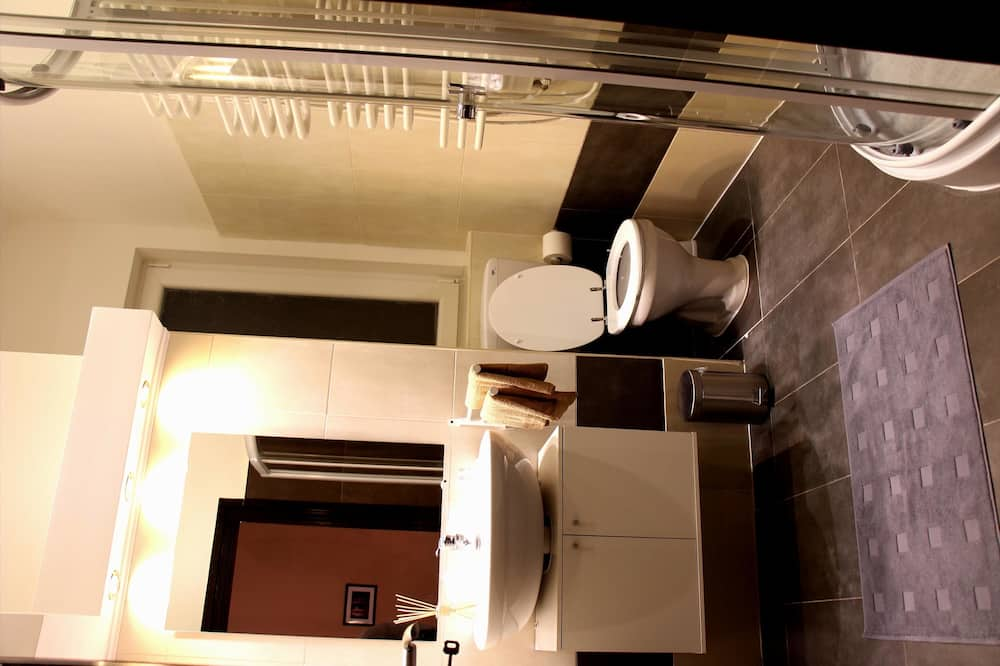 Phòng 3 Deluxe, Phòng tắm riêng - Phòng tắm