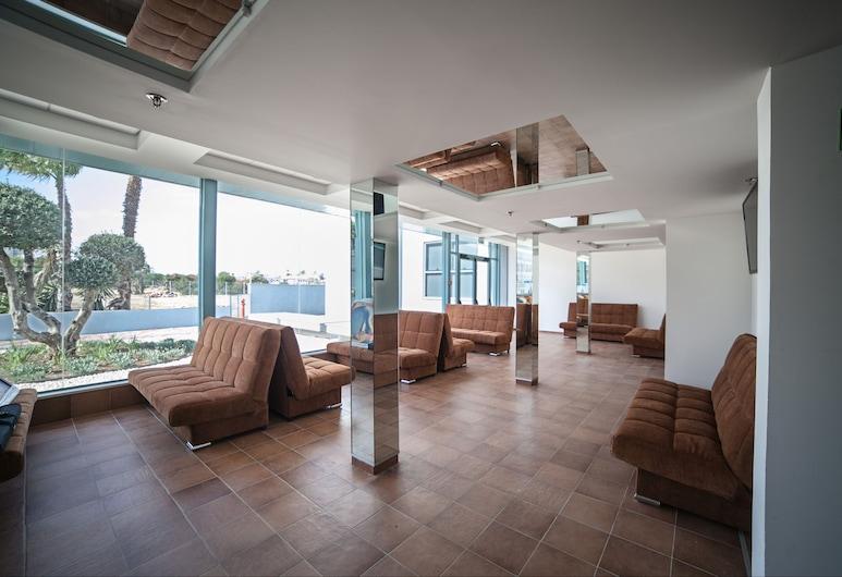 Regina Goren Hotel, Ashkelon, Lobby Sitting Area