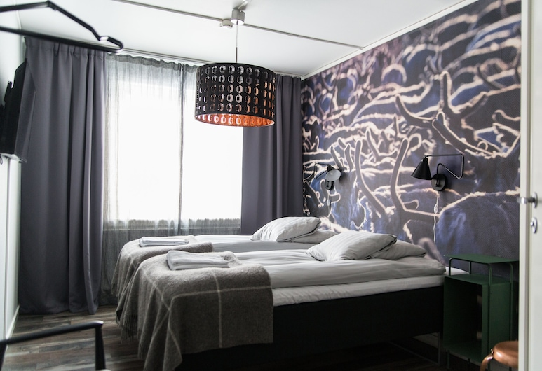 SPiS Hotell & Hostel, Kiruna, Double or Twin Room, Guest Room