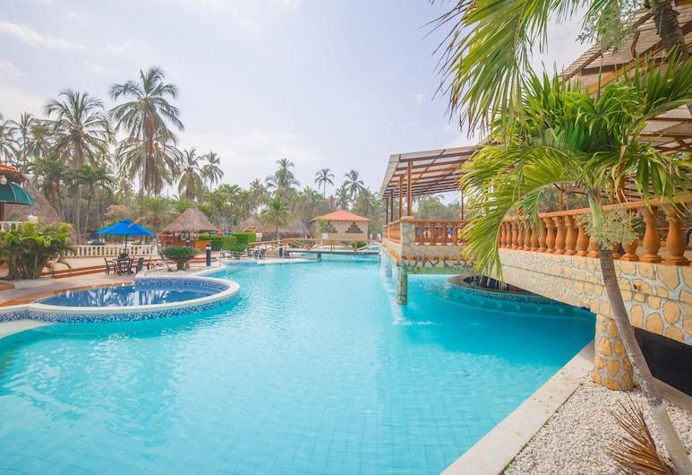 Hotel Mendihuaca By Lewe, Santa Marta