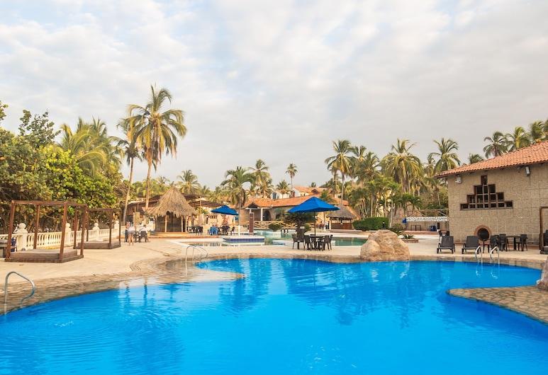 Hotel Mendihuaca By Lewe, Santa Marta, Svømmebasseng