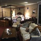 Elite-Suite, 1 Schlafzimmer - Wohnzimmer