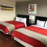 Quarto Standard, 2 camas queen-size, Não-fumadores - Quarto