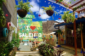 A(z) Hostal Ciudad De Segorbe hotel fényképe itt: Salento