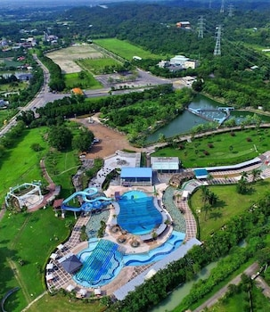Picture of Wusanto Huching Resort Hotel in Tainan