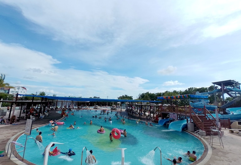 Wusanto Huching Resort Hotel, Tainan, Vonkajší bazén