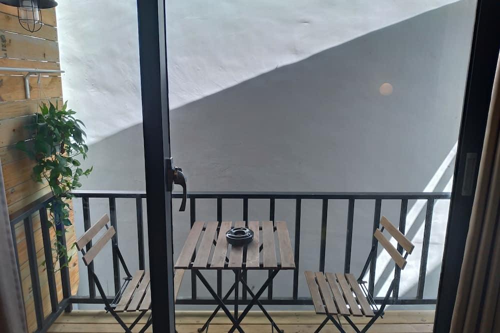 特色雙人房, 1 間臥室, 夏威夷式陽台, 高層 - 陽台