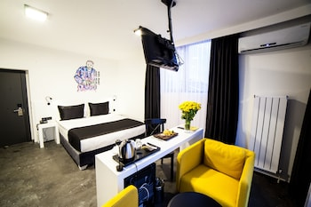 安卡拉65 經濟旅館的相片