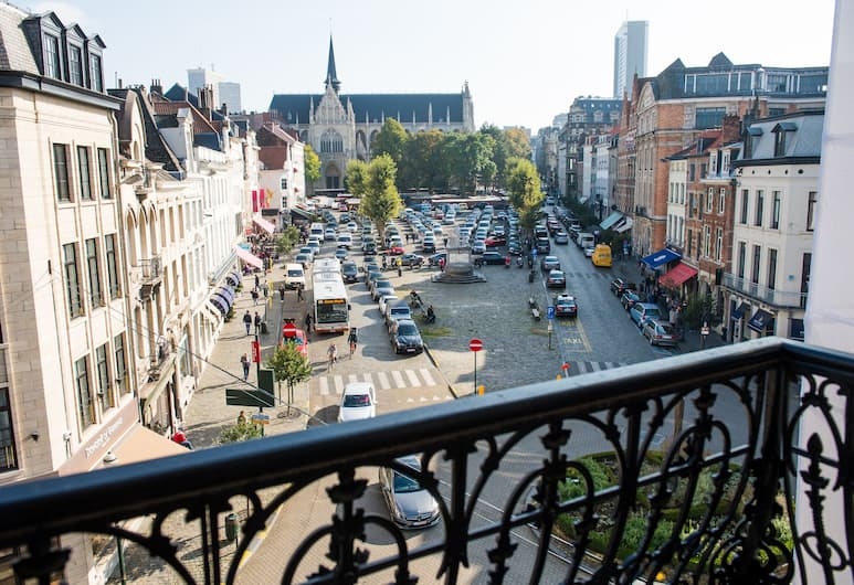 Smartflats City - Grand Sablon, Brussels, Studio, View from room