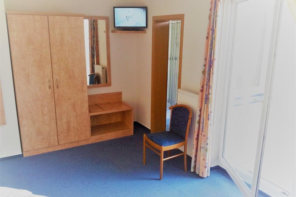 Pokój dwuosobowy, standardowy, 2 łóżka pojedyncze, prywatna łazienka - Balkon