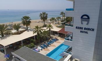 Alanya bölgesindeki Azak Beach Hotel resmi