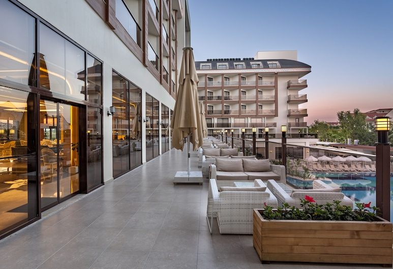 Glamour Resort & Spa - All Inclusive, Side, Terrasse/Patio