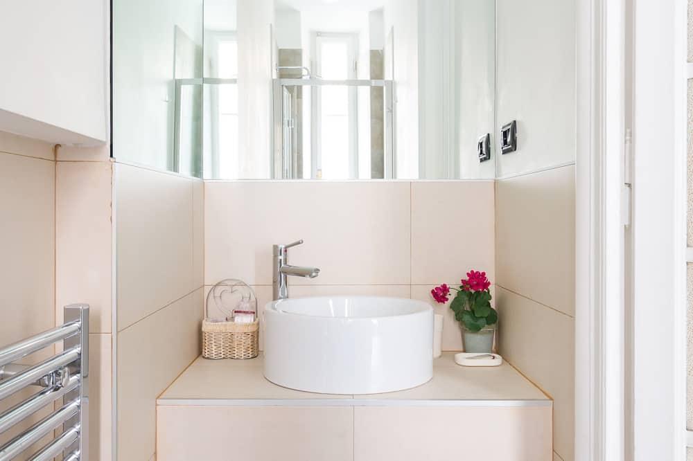 Chambre Double pour 1 personne - Salle de bain