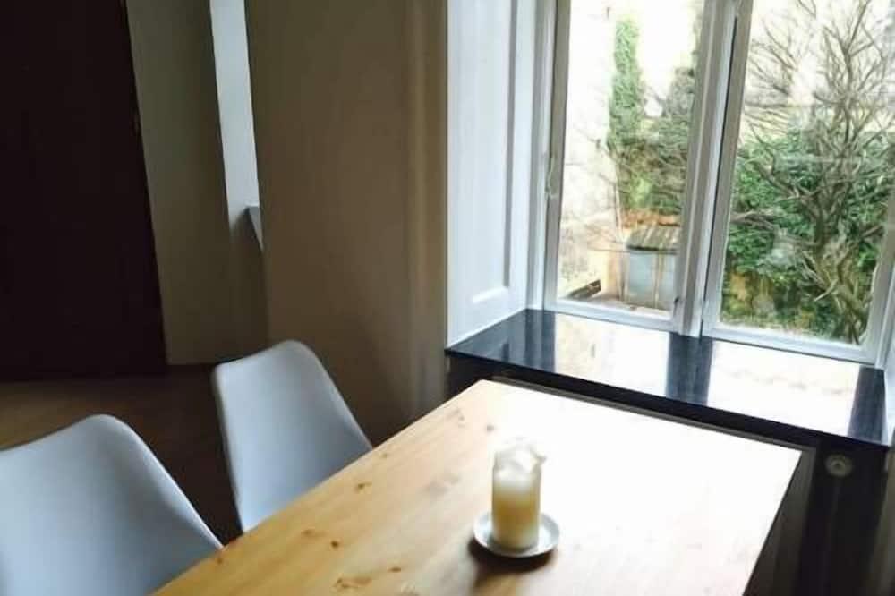 Апартаменты «Сити», 1 спальня, мини-кухня - Обед в номере